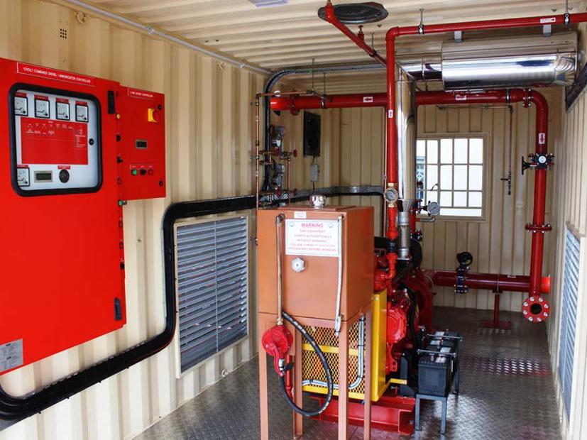 NPS Fire Pumps